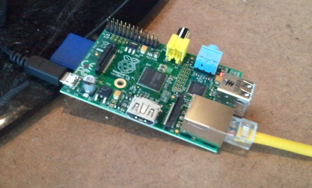 Raspberry Pi Project ideas 2
